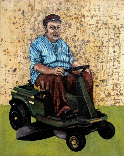 Ragone Reichardt<strong>On the road again</strong>2011, 50x40cm